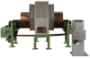Metal Detection System with Heavy-duty Conveyor Belt for the Inspection of Whole Logs -- LICON HX