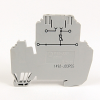 IEC 2Ckt Plug-In Blk w/ Surge Supp 2.5mm -- 1492-JD3PSS