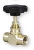 Valve Brass Needle Valve -- NVSC-2M2M