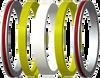 Elastomer Driven Contacting Face Seal -- MB Series -Image