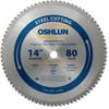 Oshlun SBF-140080 14-Inch 80 Tooth TCG Saw Blade with 1-I.. -- SBF-140080