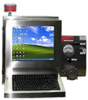 """Class 1 Div 2 Workstation w/ 15"""" LCD -- VT500ESW -- View Larger Image"""