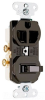 Combination Switch/Receptacle -- 691-CC6 -- View Larger Image