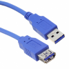 USB Cables -- 2057-CA-USB3-AM-AF-6FT-ND -Image