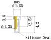 Small Size Socket Pin -- JSP0020-GG-SB - Image