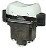 TP Series Rocker Switch, 2 pole, 3 position, Screw terminal, Flush Panel Mounting -- 2TP201-5 -Image