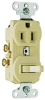 Combination Switch/Receptacle -- 691-I -- View Larger Image