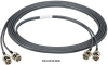 10-ft. DS3 Dual Coax Cable BNC, Male/Male -- DS3-0010-BNC - Image