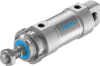 Round cylinder -- DSNU-50-25-PPV-A -Image