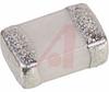 Capacitor;Ceramic;Cap; .100UF ;Tol+-20%; SMD; Vol-Rtg 50V; Z5U,CUT TAPE -- 70095560 - Image