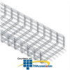 "Chatsworth Products Wire Mesh FastTrac Cable Tray 4"".. -- 13342"