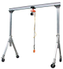 Adjustable Aluminum Gantry Cranes -- AHA Series