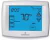 Touchscreen Thermostat,4H,2C,7 Day Prog -- 4UFV3