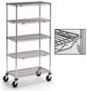 METRO qwikSLOT Wire Shelf Trucks -- 4737900