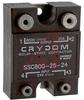 Relay;SSR;High Voltage;Cur-Rtg 25A;Ctrl-V 24DC;Vol-Rtg 0-800DC;Pnl-Mnt;4 Pin -- 70130532 - Image