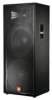 15 Inch Dual Two-Way Portable Speaker System -- JRX125