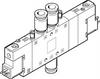 CPE18-M2H-5/3ES-QS-8 Solenoid valve -- 170292