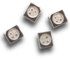 Surface Mount LED Indicator -- HSMF-A206-A00J1