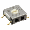 DIP Switches -- A6KS-104RF-ND