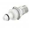 Plastic Non-Valved Plugs -- 40AC Series