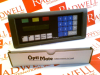 OPTIMATE OPERATOR PANEL WITH 2 FUNCTION KEYS 3 MENU SELECT KEYS NUMERIC KEYPAD AND 2 LINE X 20 CHARACTER LCD DISPLAY. WORKS WITH DL05 DL06 DL105 -- OP1510
