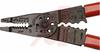 Crimper/Cutter; Scissor Action; 8 in. -- 70219717 -- View Larger Image
