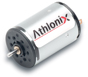 Athlonix Brush DC Mini Motor -- 16DCP Athlonix - Graphite
