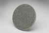 3M Scotch-Brite XL-UR Unitized Aluminum Oxide Soft Deburring Wheel - Medium Grade - Quick Change Attachment - 3 in Diameter - 17186 -- 048011-17186 - Image