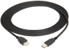USB 2.0 Extension Cable Type A Male to Type A Female Black 3-ft. -- USB05E-0003 - Image