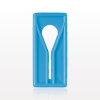 Slide Clamp, Light Blue -- 11022 -Image
