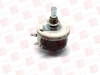 OHMITE RHS75RE ( RHEOSTAT, WIREWOUND, 75 OHM, 25W; PRODUCT RANGE:RHS SERIES; TRACK RESISTANCE:75OHM; POWER RATING:25W; ADJUSTMENT TYPE:SCREWDRIVER SLOT; POTENTIOMETER ) -- View Larger Image