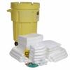 Oil-Only 95-Gallon Wheeled Spill Kit -- SPKO-95-WD