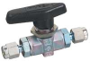 Ball Valve, 2-Way, Straight