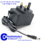 Linear Transformers and Power Supplies -- D-12V0-0A5-B24 - Image