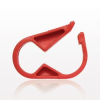 Pinch Clamp, Red -- 31326 -- View Larger Image