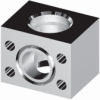 SAE Socket Weld Flanges - Branch Tee Pipe -- 61 Series