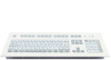 Panel Mount Integration Keyboard without Pointing Device -- TKS-105c-MODUL-EP-PS/2-DE