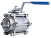 Process Three Piece Ball Valves