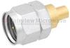 1.85mm Male Connector Solder Attachment For FM-SR086CU-STR, FM-SR086CU-COIL, FM-SR086ALTN-COIL Cable -- FMCN1429 - Image