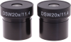 Eyepieces, Lenses -- 26800B-443-ND -Image