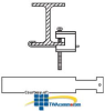 Erico Retainer Straps for BC13 & BC14 Beam Clamps -- BC090009EG -- View Larger Image