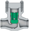 Bolted Cover Piston Check Valves
