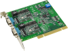 2-port RS-232 PCI Communication Card -- PCI-1604