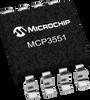 Delta - Sigma A/D Converters -- MCP3551
