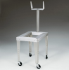 Bench Scales -- Bench Scale Cart - Image
