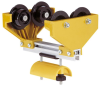 Cable Trolley -- I-Beam Track S-Line 0314 Series