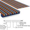 Rectangular Cable Assemblies -- C4RXG-4018M-ND -Image