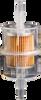 Disposable Filter, Vacuum -- 71.030