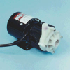 March® AC-3CP-MD Metal-Less Pump For Semi-Corrosive Magnetic Drive-Model -- 94021