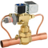 EVAPORATOR PRESSURE REGULATING VALVES, PILOT OPERATED -- 149085
